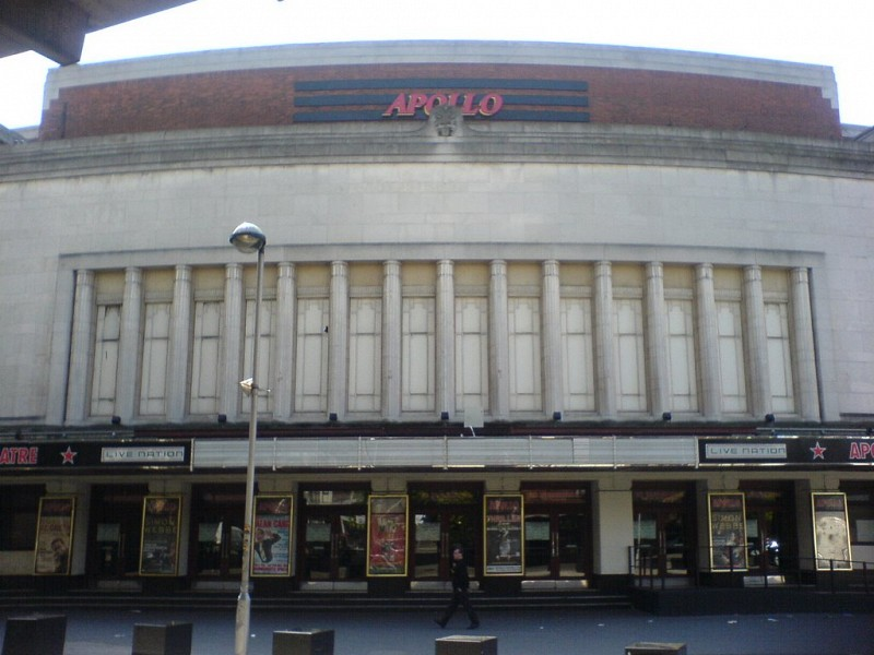 Restaurants Near The Apollo Hammersmith
